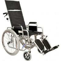 Wózek inwalidzki ręczny Classic Comfort